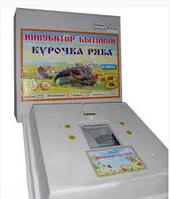 Инкубатор Курочка Ряба130 яиц с механическим переворотом