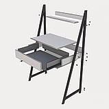 Стол рабочий Loft Металл-Дизайн. Серия Дуо, фото 4
