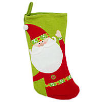 Носок из полиэстера Дед Мороз, 42 см (000876-1)