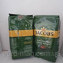 Кофе в зёрнах Jacobs Krönung 500г