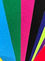 Папір кольоровий ОКСАМИТОВА А4 (10 аркушів/10 кольорів) для дитячої творчості