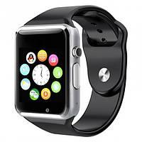 Умные Смарт-часы Smart Watch A1 Black, фото 1