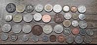 Монети 41 шт