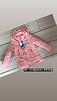 Куртка для девочки весенняя