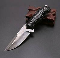 Нож нескладной туристический JCF JGF59