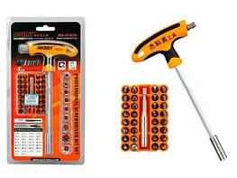 Набір інструментів JAKEMY JM-6106 43в1