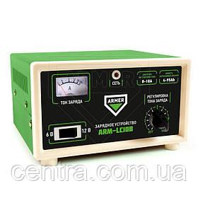 Зарядное устройство 10Amp 6/12V ручная регулировка ARM-LC10B