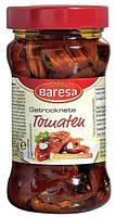 Вяленные томаты Baresa с каперсами и чесноком 285г  (Италия)