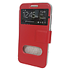 Чехол книжка Samsung Grand 2 G7102 Красный