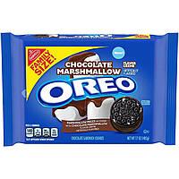 Печенье Oreo Chocolate Marshmallow 482g