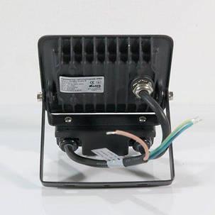 Светодиодный прожектор OEM 10W S4-SMD-10-Slim+Sensor 6500К 220V IP65, фото 2