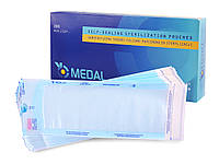 Пакети для стерилізації Medal - 200 шт/уп, 90 x 260, фото 1