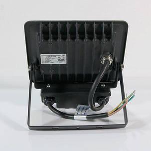 Светодиодный прожектор OEM 20W S4-SMD-20-Slim+Sensor 6500К 220V IP65, фото 2
