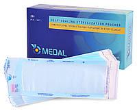 Пакети для стерилізації Medal - 200 шт/уп, 90 x 135