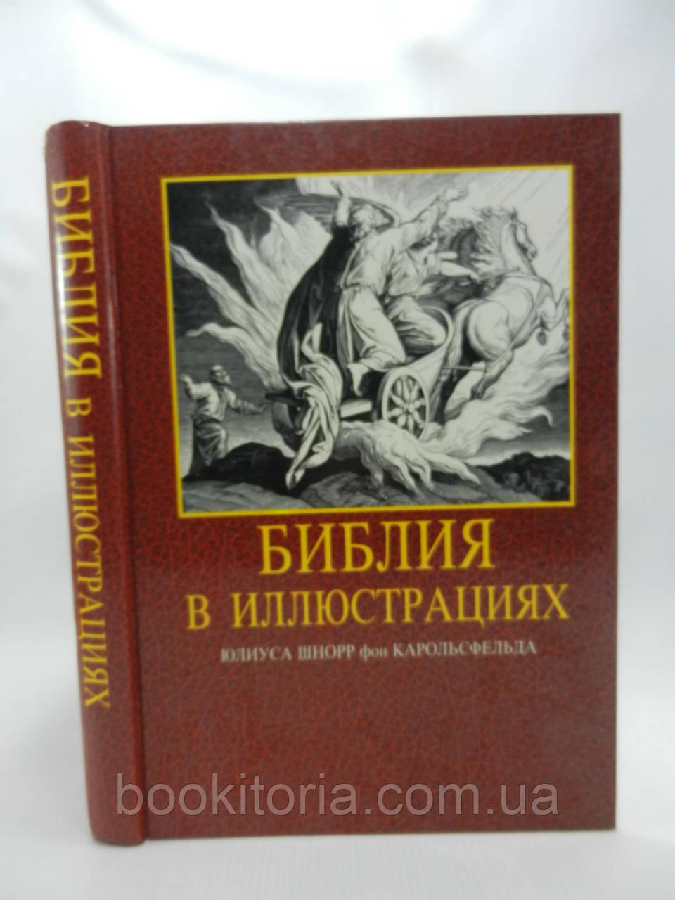 Библия в иллюстрациях Юлиуса Шнорр фон Карольсфельда (б/у).