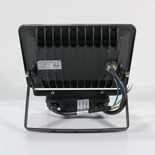 Светодиодный прожектор OEM 30W S4-SMD-30-Slim+Sensor 6500К 220V IP65, фото 2