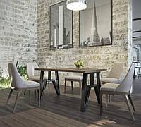 Стол обеденный Прайм Loft Металл-Дизайн