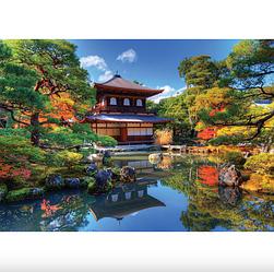 "Пазлы ""Храм Гинкаку-дзи, Киото, Япония"", 500 элементов Dankotoys"