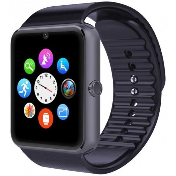 Смарт-годинник Smart Watch GT08 Black