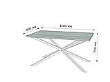 Стол обеденный Икс Loft Металл-Дизайн, фото 3