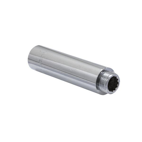 "Удлинитель 1/2""-100мм (хром) KOER KF.E06-01.CHR (KF0103)"