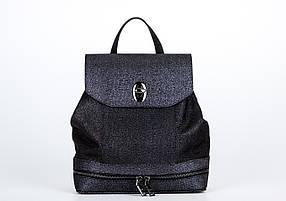 Рюкзак Assa с натуральной кожи 1081