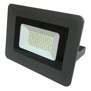 Светодиодный прожектор OEM 30W S4-SMD-30-Slim 6500К 220V IP65, фото 2