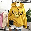 Модное худи с капюшоном с мультяшным героем SIMBA, фото 4