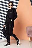 """Женский тёплый спортивный костюм на байке 2211 """"UNDER ARMOUR"""", фото 2"""