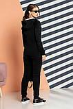 """Женский тёплый спортивный костюм на байке 2211 """"UNDER ARMOUR"""", фото 3"""