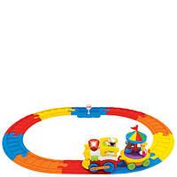 Игровой набор Железная дорога со светом и звуком