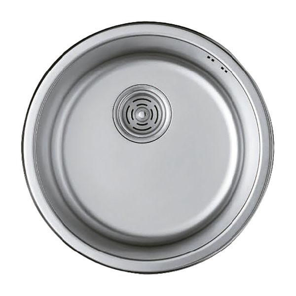 Мойка кухонная HAIBA 440 (polish) (HB0526)