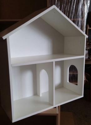 Кукольный дом серия «Эконом мини» Design Service Однотон (В*Ш*Г) 715*670*254мм
