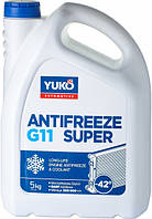 Антифриз Yuko -40 Super G11 синій 5л. ANTIFREEZE-40