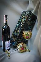 Короб для вина в стиле лофт ′Mechanical′