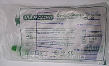 Мочеприемник ULTRAMED  с Т - краном стерильный, 2000 мл.