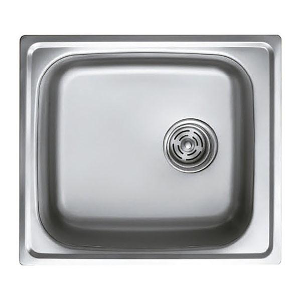 Мойка кухонная HAIBA 50x47 (polish) (HB0542)
