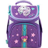 Рюкзак GoPack Education каркасний 5001-1 Unicorn dream