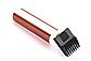 Акумуляторна машинка для стрижки волосся на обличчі Gemei GM-698, фото 3