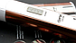 Акумуляторна машинка для стрижки волосся на обличчі Gemei GM-698, фото 6