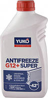 Антифриз Yuko -42 Super G12+ червоний 1л.