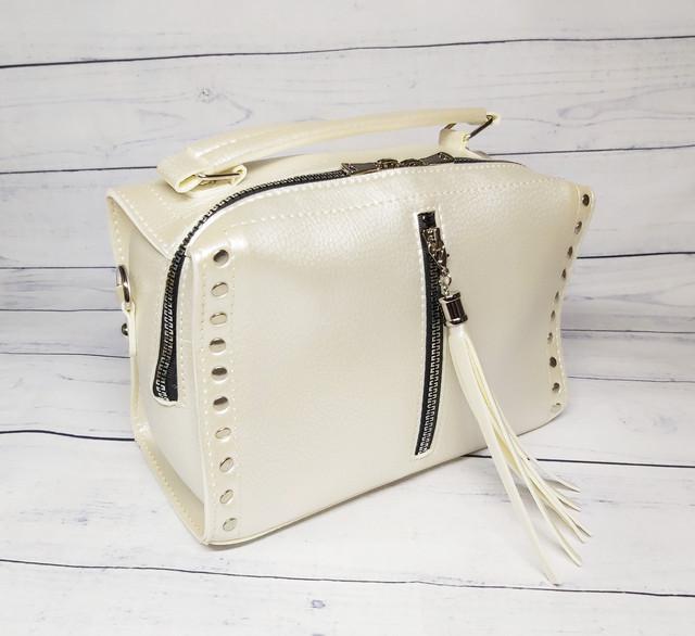 Женская классическая сумка от украинского производителя