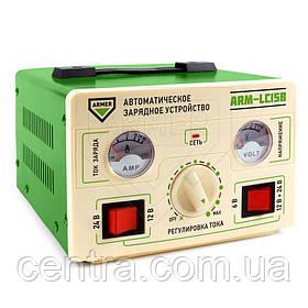 Зарядное устройство 6/12/24 V, 15 A (ARM-LC15B)
