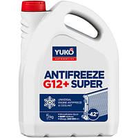 Антифриз Yuko -42 Super G12+ червоний 5л.