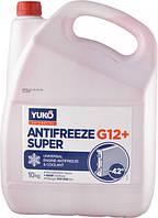 Антифриз Yuko -42 Super G12+ червоний 10л.