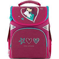 Рюкзак GoPack Education каркасний 5001-3 Little princess