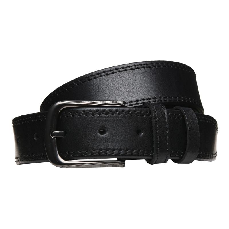 Мужской кожаный ремень Borsa Leather v1n-gen35R-115x2