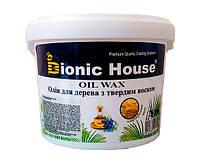 Карнаубский Масло-воск для дерева Bionic-House 3л Безцветный