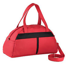 Сумка Sport красного цвета Monsen 10Ko1114-red