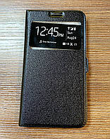 Чехол-книжка на телефон Xiaomi Redmi Note 5A Prime черного цвета